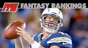 Week 10 QB rankings