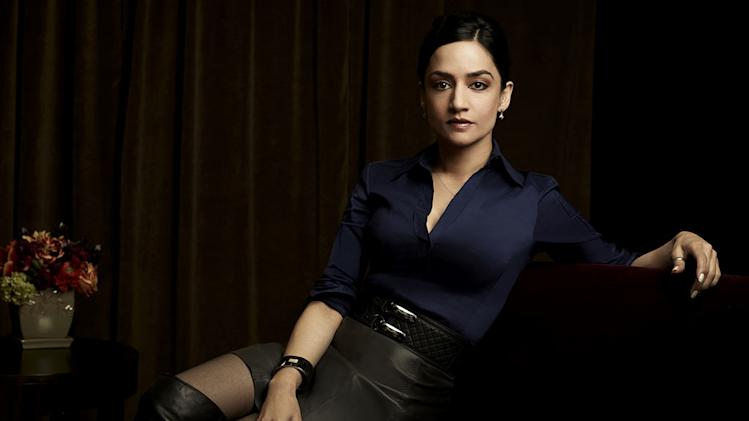 "Archie Panjabi stars as Kalinda Sharma in ""The Good Wife."""