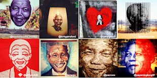 Four Ways Social Media is Changing Journalism image mandela