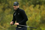 Spain's Alvaro Quiros had a rare hole-in-one at a par-4 in practice for the US Open