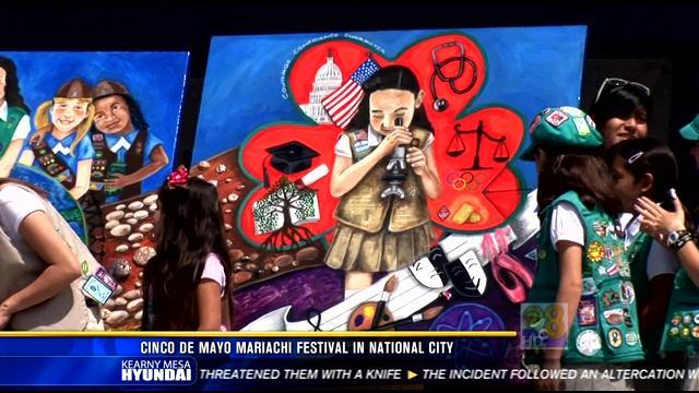 Cinco de Mayo festival held in National City