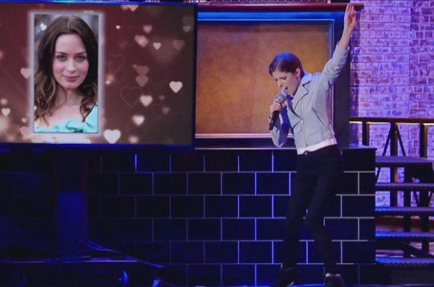 Anna Kendrick Channels Her Inner One Direction For 'Lip Sync Battle'