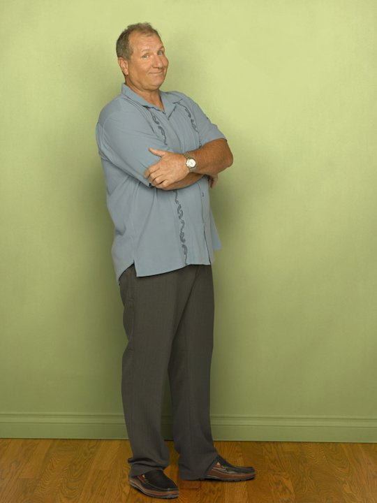"Ed O'Neill stars as Jay in ""Modern Family ."""