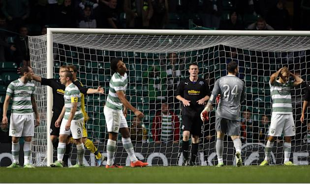 Soccer - Scottish Communities League Cup - Third Round - Celtic v Morton - Celtic Park
