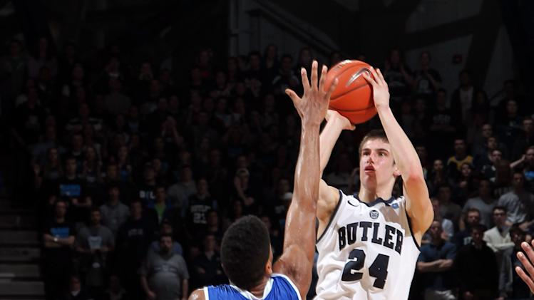 NCAA Basketball: Saint Louis at Butler