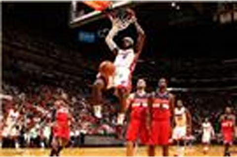 Heat clinch NBA playoff spot