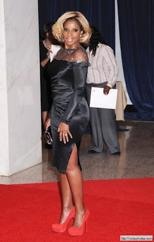 mary j blige correspondents dinner