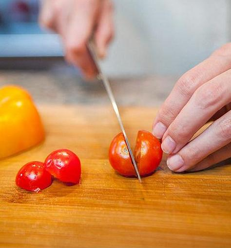 WRONG WAY: Cherry Tomatoes