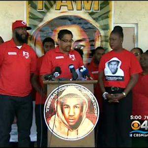 Trayvon Martin's Mother Says Killer Got Away With Murder