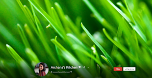 Top 20 Indian Business Pages On Google Plus 2013 image Archanas Kitchen G  cover 1024x527