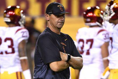 USC and Washington fans react to Steve Sarkisian's fiasco of a loss