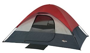 Wenzel South Bend 4-Person Dome Tent