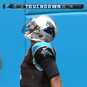 Week 16: Carolina Panthers quarterback Cam Newton highlights