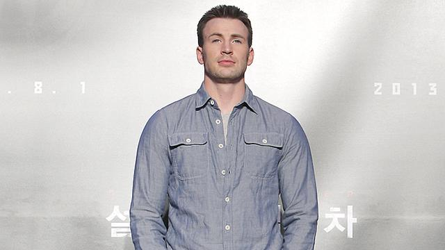 5 Things You Don't Know About Chris Evans