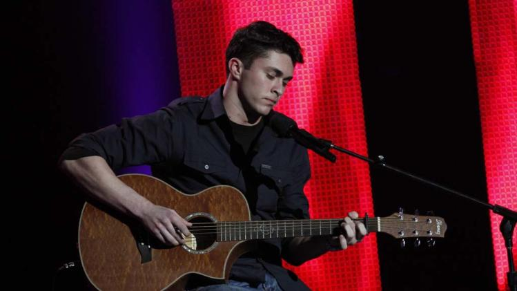 "Dylan Andre (singer/guitarist) is one of the Top 48 acts on Season 6 of ""America's Got Talent."""