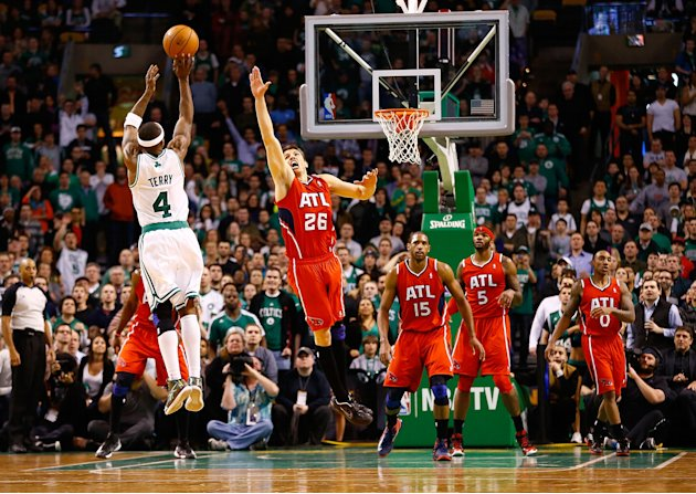Atlanta Hawks v Boston Celtics