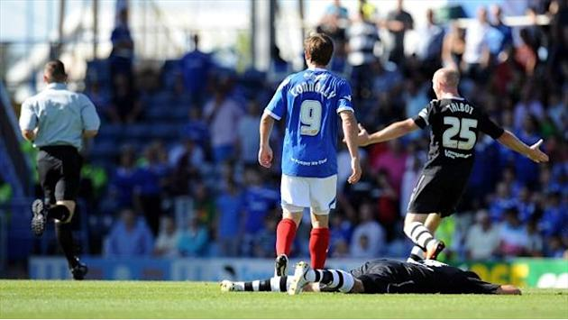 League Two - Connolly banned for Pompey