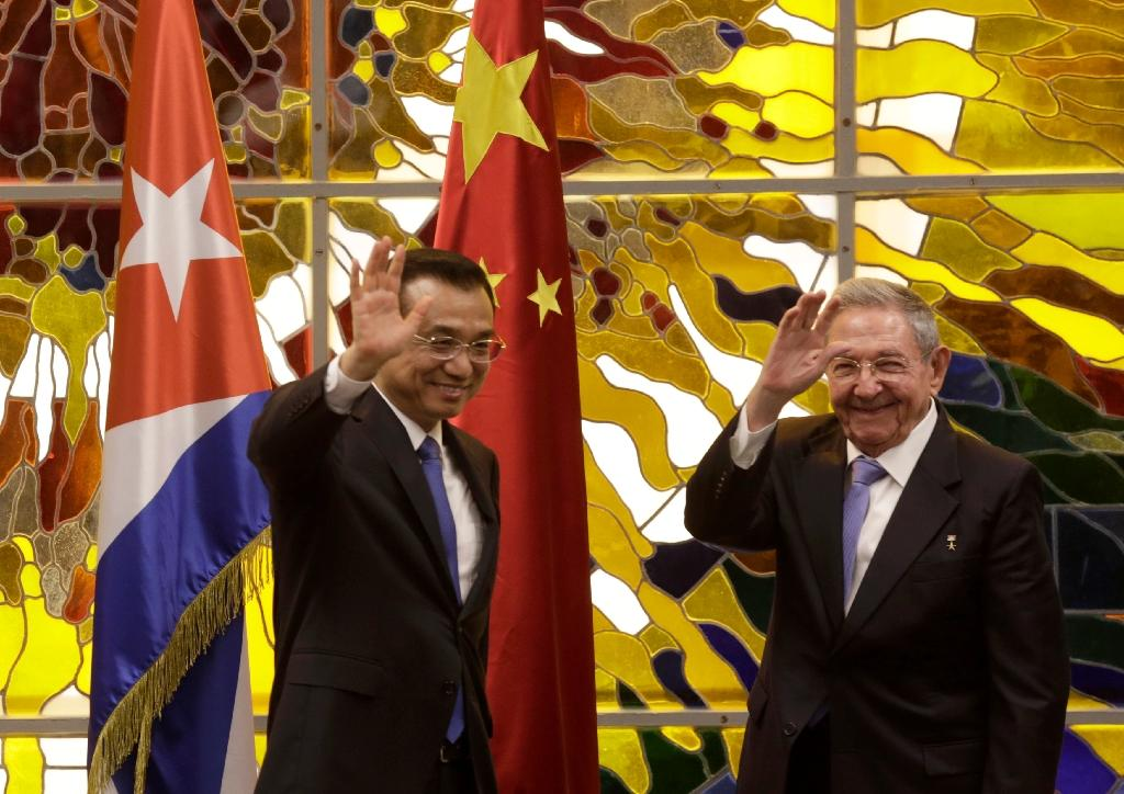 China's Li seeks new tack in ties with Cuba