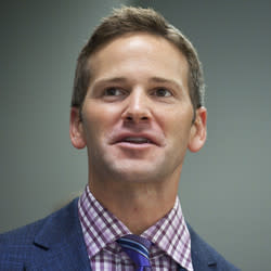 Rep. Aaron Schock To Repay Taxpayer Funds Used For Flight To Football Game