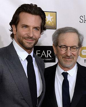 Steven Spielberg to Direct Bradley Cooper in 'American Sniper'