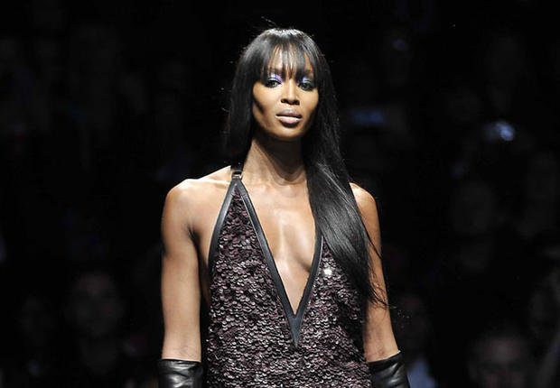 Naomi Campbell jurée de the Face