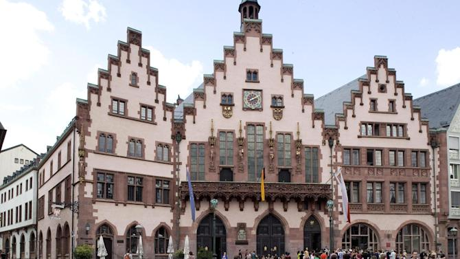 Germany sees dizzying rise in housing prices