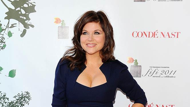 Tiffani Thiessen Fifi Awards