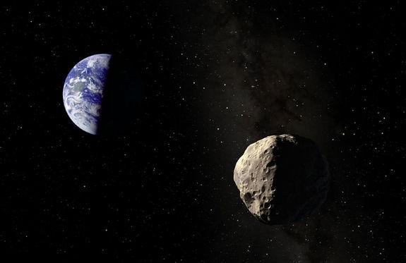 Whew! Huge Asteroid Apophis Won't Hit Earth in 2036