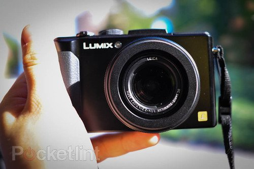 Hands-on: Panasonic Lumix DMC-LX7 review. Cameras, Digital cameras, Panasonic, Panasonic Lumix LX7 0