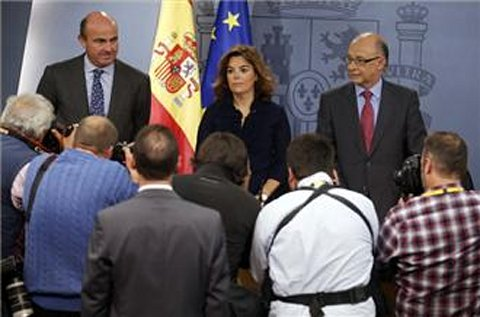 Spain unveils 2013 austerity budget