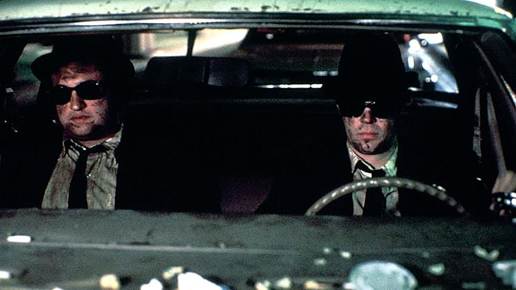 The Blues Brothers 1980 Universal John Belushi Dan Aykroyd