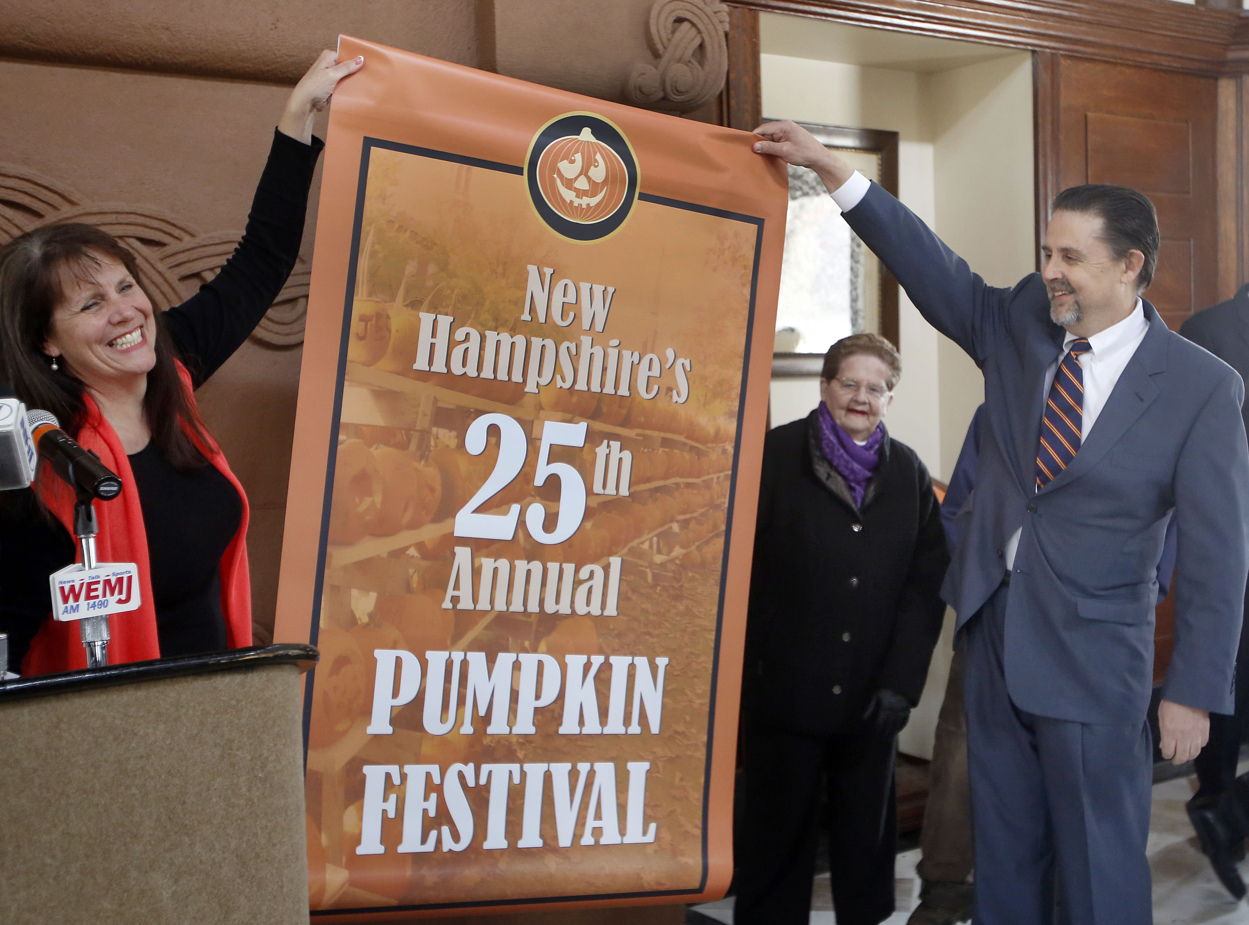 After violence last year, new city to host pumpkin festival