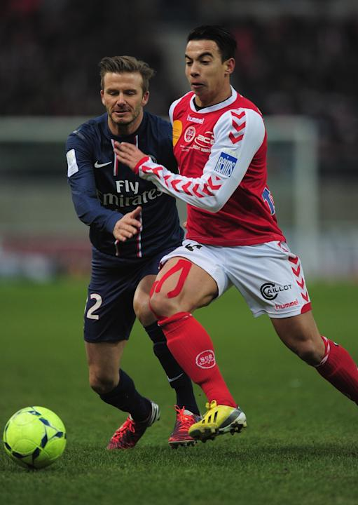Stade de Reims Champagne v Paris Saint-Germain FC - Ligue 1