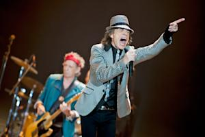 Rolling Stones to Play Glastonbury Festival