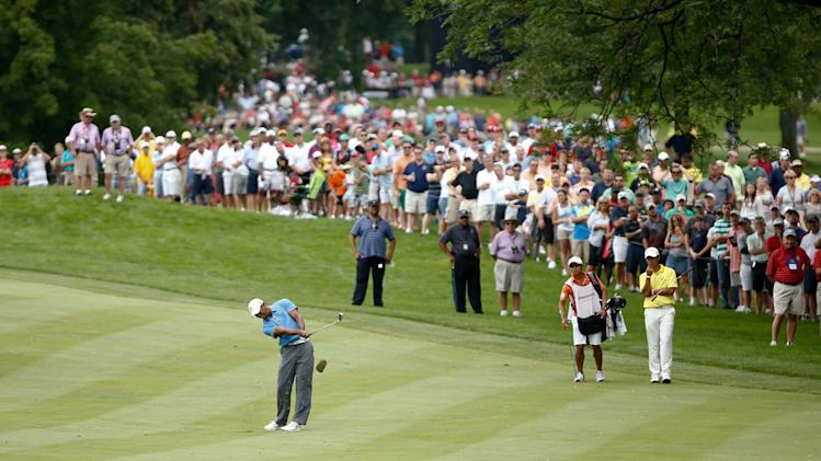 PGA: WGC - Bridgestone Invitational-Second Round