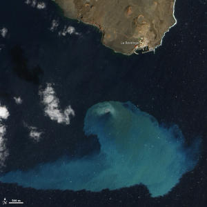 Helium Gas Heralded Underwater Volcano Eruption