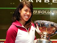 Malaysian squash superstar Nicol David has successfully defended her Australian Open crown