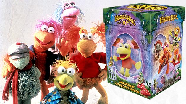 """""""Fraggle Rock"""" - """"Fraggle Rock"""": 30th Anniversary Collection DVD"""