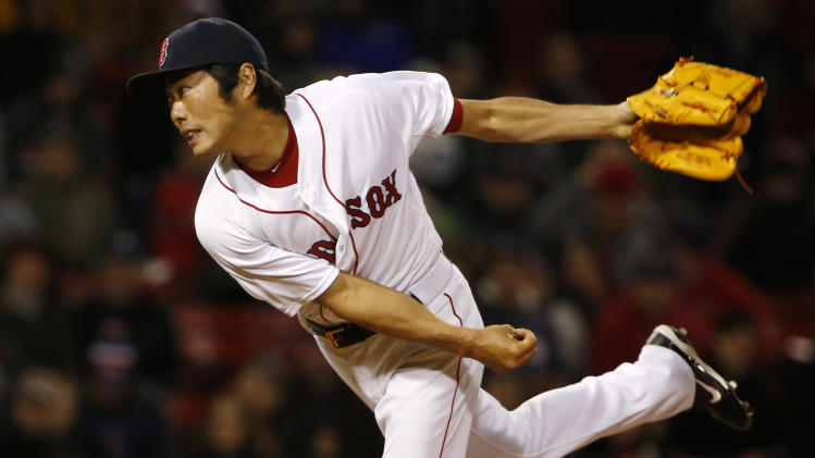 Red Sox closer Uehara still out, return uncertain