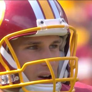 NFL NOW: Jay Gruden will not bench Kirk Cousins