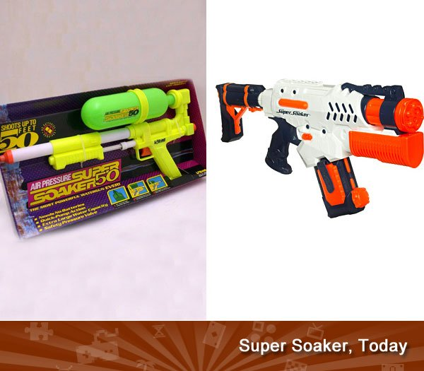 Super Soaker, Today