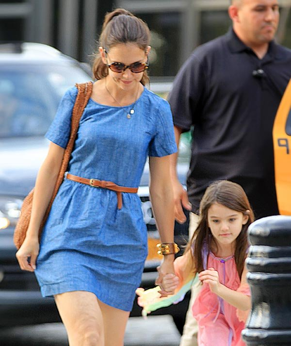Did Katie Holmes Join A New Catholic Church?