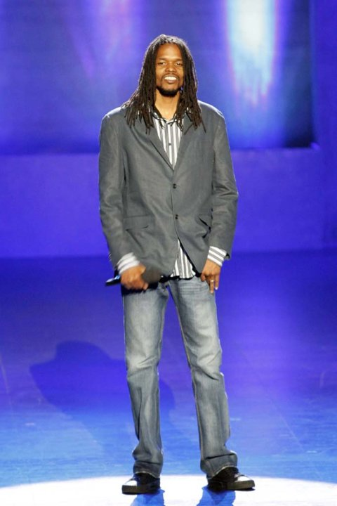 "Landau Eugene Murphy, Jr. (singer) is one of the Top 48 acts on Season 6 of ""America's Got Talent."""