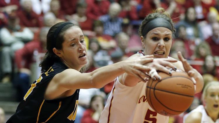 No. 17 Iowa State beats 21st-ranked Iowa 83-70