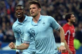 Uruguay taught France a 'lesson in finishing,' says Giroud