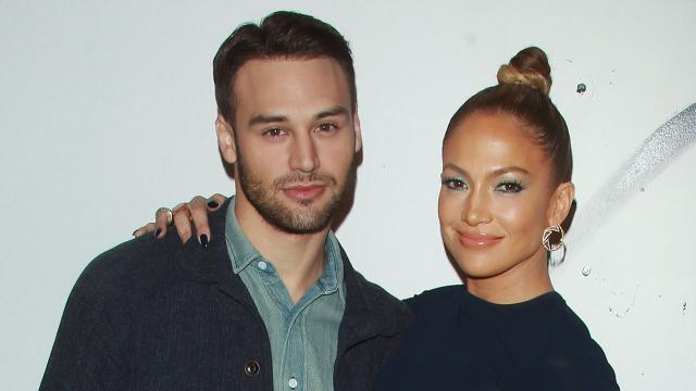 You Can Thank Jennifer Lopez for Ryan Guzman's Sexy, Shirtless Instagrams