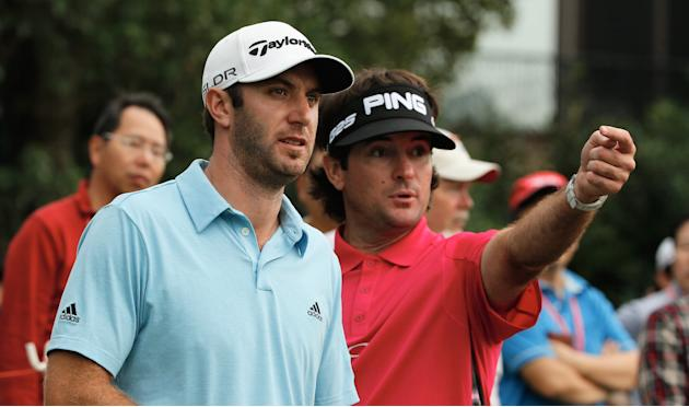 WGC - HSBC Champions: Day Three