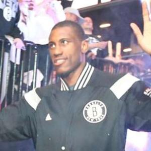 Block of the Night: Thaddeus Young