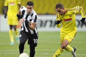 Anzhi 0-0 Newcastle: Willian hurt, Eto'o unable to convert in Europa League draw