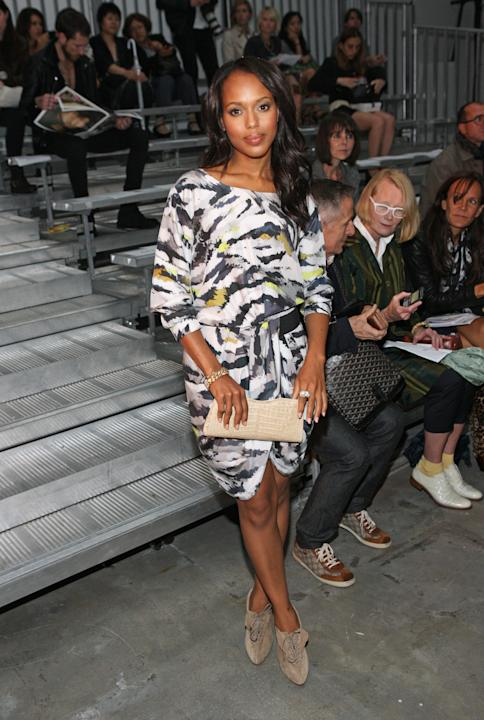 Kerry Washington at Thakoon